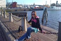 Ač jsem holka z Klatov, přesto mě osud odvál až do Švédska.