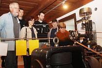 Na programu mezinárodní vědecké konference o elektrotechnickém inženýrství, která se konala v Klatovech, nemohla chybět návštěva plánického muzea elektrotechnika a vynálezce Františka Křižíka.