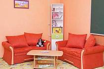 Nová výslechová místnost pro děti. V Klatovech bude otevřena ve středu 2. února.