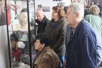 Otevření výstavy Za ranních červánků v Chudenicích