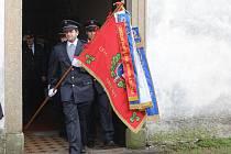 Oslavy 140. výročí SDH Měčín.