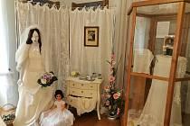 Svatební výstava na zámku v Chudenicích.