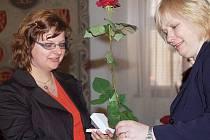 Ocenění dárců krve v Sušici
