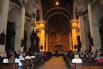 Noc kostelů v kostele sv. Jakuba v Kolinci, kostele Nanebevzetí Panny Marie v Sušici a kostele Neposkvrněného početí P. Marie a sv. Ignáce v Klatovech.