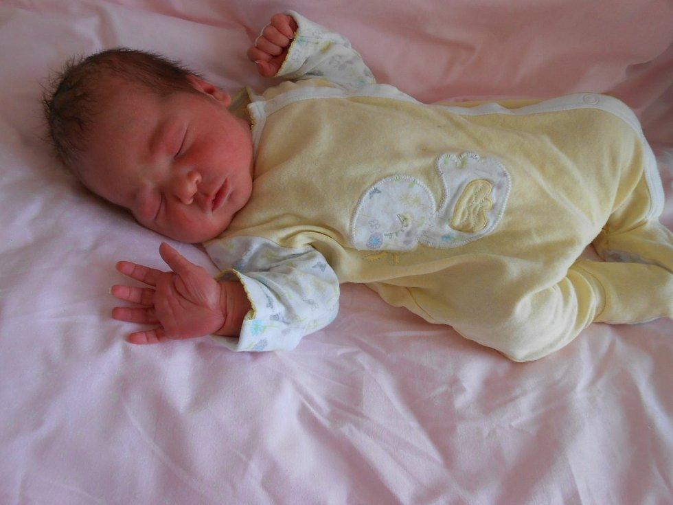 Julie P. se narodila v Domažlické nemocnici 1. června 2021. Po narození vážila 3610 gramů a měřila 50 centimetrů.