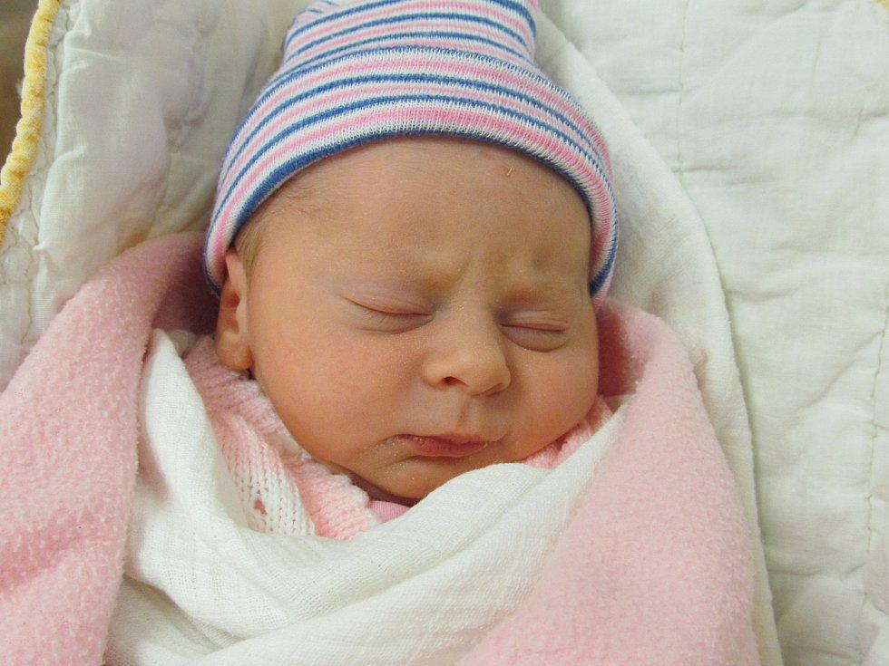 MIA FÜRBACHEROVÁz Klatovse narodila v klatovské porodnici 25. září v 10.47 hodin (3010 g, 48 cm). Rodičům Lucii a Davidovi tak k šestiletým dvojčátkům Vojtěchovi a Elišce přibyla další holčička. Očekávanou dceru přivítali na porodním sále společně.