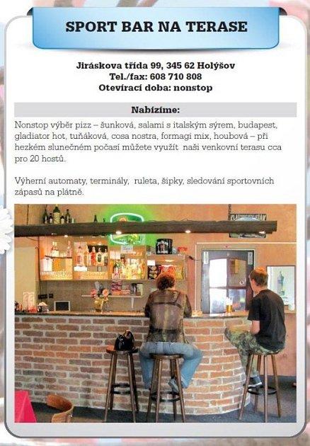 Sport bar Na Terase