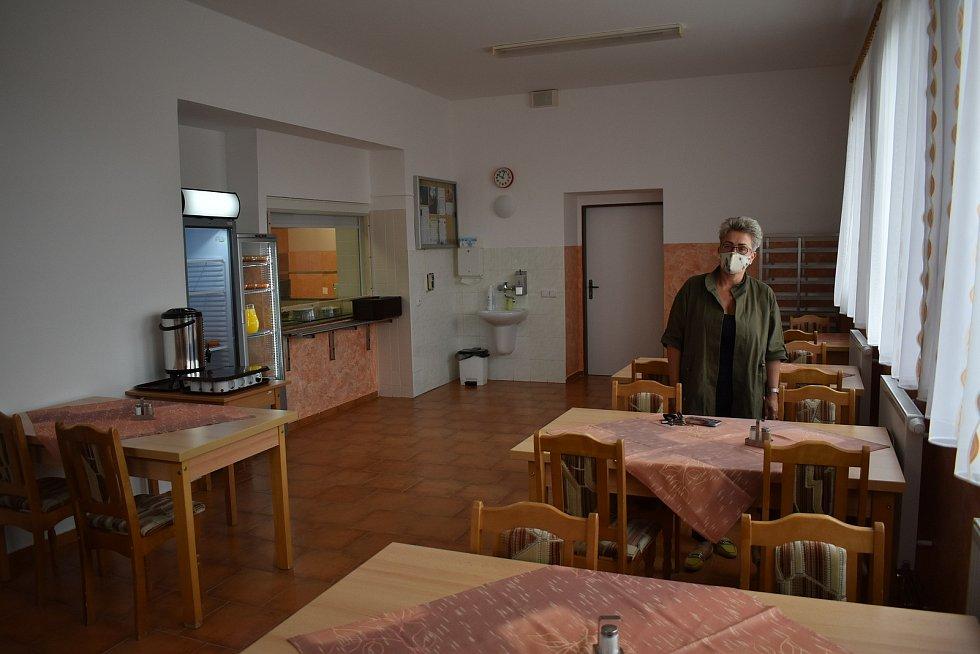 Domov pro osoby se zdravotním postižením v Bystřici nad Úhlavou se stále vylepšuje