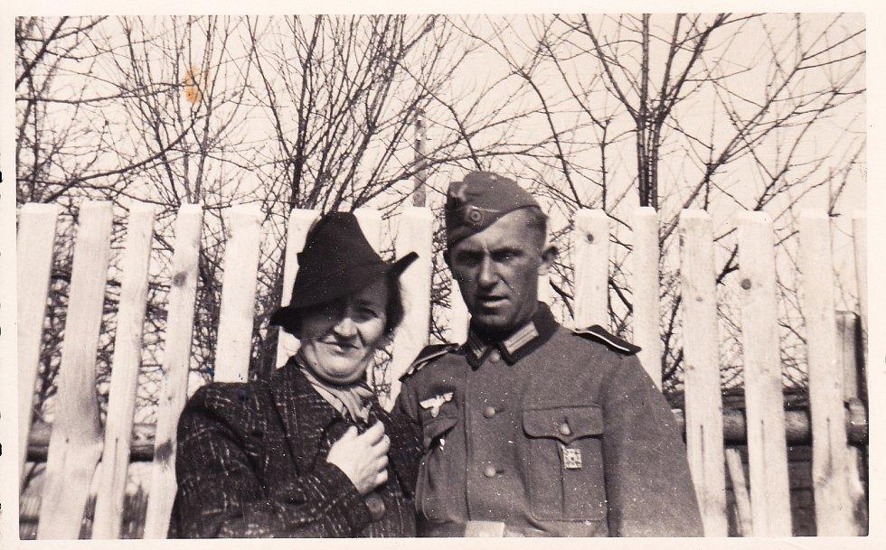 Rodiče Johanna Löffelmanna.