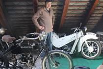 Muzeum motorek v Kašperských Horách