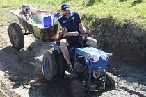Makovská traktoriáda 2016