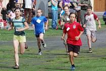Mochtínský přespolní běh 2009
