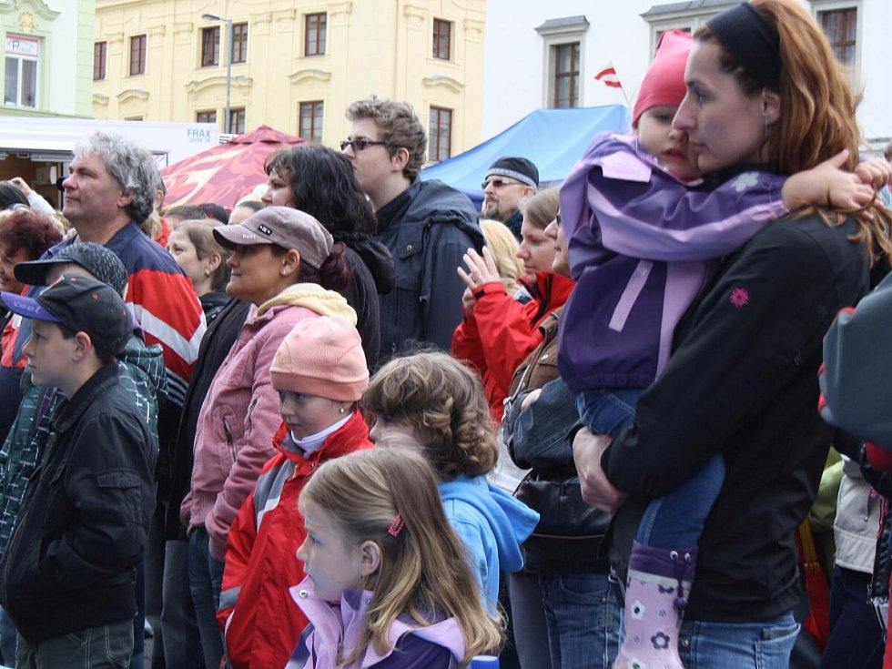 Zahájení turistické sezony 2012 v Klatovech