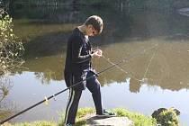 Mladí rybáři se utkali v Klatovech