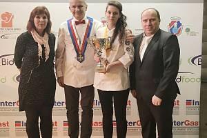 Vanessa Kantnerová je nejlepší juniorskou cukrářkou v ČR.