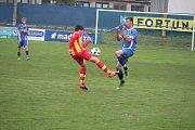 Klatovy - Strakonice 5:2 (fotbal - divize U19)