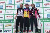 Hodlová brala bronzovou medaili.