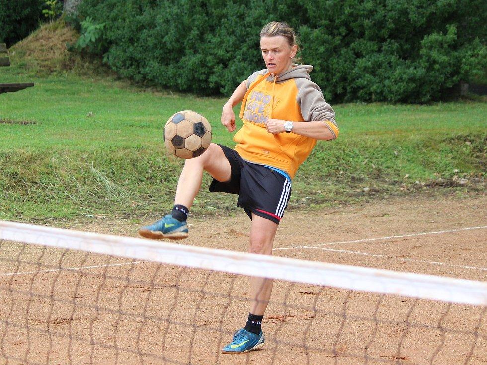 Nohejbalový turnaj Kráva Cup 2017 v Otíně