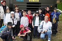 Pro děti  ze školy  se během roku připravuje řada akcí.