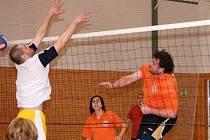Desátý ročník  klatovského volejbalového turnaje smíšených družstev O pohár Alfastavu