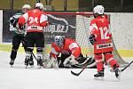 Hokej, mladší žáci: Klatovy - Český Krumlov