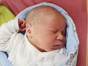 Petr Příhoda ze Sušice (3420 g, 50 cm) se narodil v klatovské porodnici 5. ledna ve 12.26 hodin. Rodiče Helena a Jan věděli, že se jim narodí chlapec. Na brášku se těší Honzík (1,5).