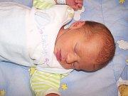 Jáchym Patočka z Dešenic (2640 g, 48 cm) se narodil v klatovské porodnici 5. listopadu v 6.47 hodin. Rodiče Nikola a Václav věděli, že jejich prvorozené dítě bude syn.