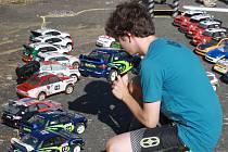 Závody RC modelů aut v Nýrsku