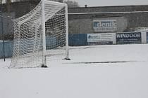 Fotbalové hřiště v Klatovech na Rozvoji 27. října ve 14.30 hodin.
