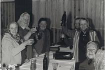 MDŽ v roce 1970. Foto: archiv Evy Kratochvílové