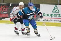 HC Klatovy B (bílé dresy) - TJ Sušice