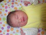 Lilly Hurtová z Dehtína (3400 g, 50 cm) se narodila v klatovské porodnici 16. října v 22.03 hodin. Rodiče Martina a Jan přivítali očekávanou dceru společně na svět. Na sestřičku se doma těší Nelly (2 roky).