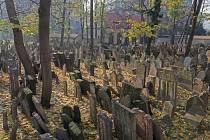 Starý židovský hřbitov. Ilustrační foto.