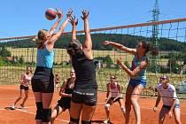 Volejbalový turnaj O pohár splavu, Memoriál Antonína Janečka.