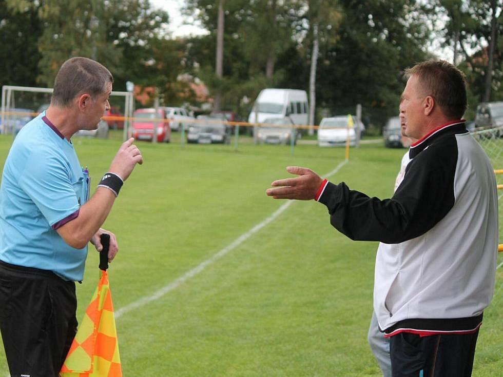 Jeho slovo mělo váhu. Miroslav Rambousek byl uznávaným trenérem.