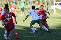 Fotbal: Dešenice - Klatovy B