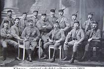 Historie Sokola Klatovy.
