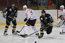 Třetí zápas čtvrtfinále play off, Klatovy - Sokolov 7:2