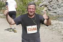 Roman Schavel je plný energie, což ukazoval i na nejednom z běžeckých závodů v České republice.