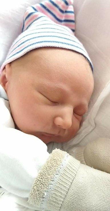 Rudolf Holý zHejné se narodil vplzeňské FN 14. července v18:00 (2950 g, 47 cm). Rodiče Katarína a Martin si nechali pohlaví dítěte jako překvapení a syna přivítali na porodním sále společně. Doma se na miminko těší Eliška (2,5) a Tomáš (16,5).