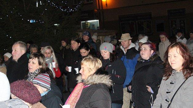 Zpívání koled na Klatovsku