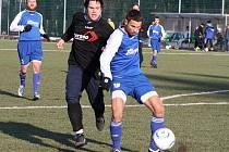 FK Horažďovice (černé dresy) - TSV Regen 3:2