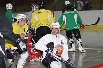 Po letní přípravě se v pondělí sešli hokejisté SHC Klatovy poprvé na ledě.
