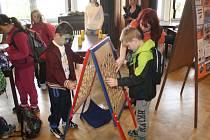 Děti se v Klatovech bavily aktivně