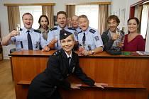 Nové a stálé herecké tváře Policie Modrava.