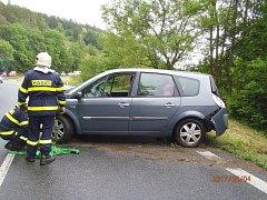 Nehoda u Švihova.