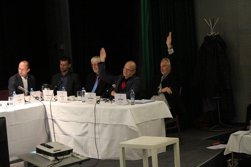 Ustavující zasedání zastupitelstva v Sušici