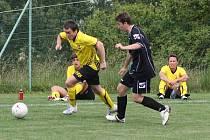 Ligový pohár v Ježovech