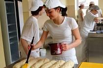 Nová školní kuchyně ISŠ Klatovy