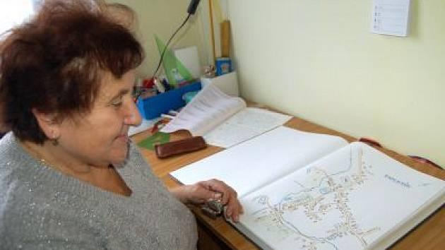 Kronikářka Mochtína Hana Kantová